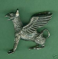 3 wholesale lead free pewter griffen figurines H8035