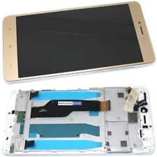 XIAOMI REDMI Note 4x Replacement LCD Touch Screen Assembly Frame Gold OEM
