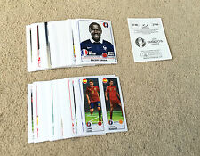 Choose 20 Panini Euro 2016 France Stickers- Choose Your Own- Best Price