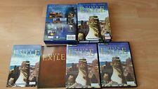 Myst III (3) Exile for PC Cd-Rom and Macintosh big box