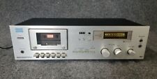 Modular Component Systems Mcs 3553 Single Cassette Deck - Works