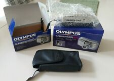 Olympus SuperZoom 100g 35mm Compact Film Camera