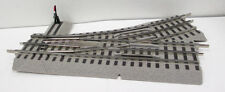 Lionel (6-12017) O36 Manual Switch Left Hand NEW FASTRACK