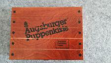 Augsburger Puppenkiste Sammler Edition mit 8 DVD