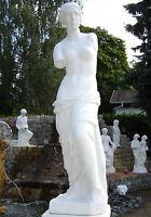 Venus v. Milo H 85 cm Statue Figur Gartendekorationen Steinguss Skulptur Art.406