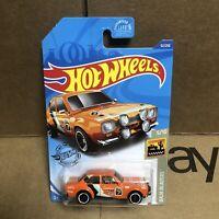Hot Wheels | 2020 Baja Blazers - '70 Ford Escort RS1600 52/250 | US Case C