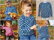 Blusen für Mädchen aus Bio-Baumwolle