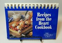 The Pampered Chef Recipes From The Heart Cookbook Spiral-Bound