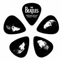D'Addario Medium Gauge Beatles Guitar Picks 10 Pack Meet the Beatles Fab Five
