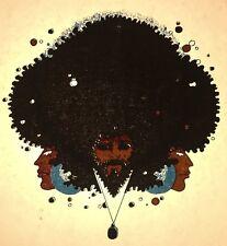 1970s Shaft Black Panther R&B Soul Jazz Funk Blaxploitation VTG T-Shirt Iron On
