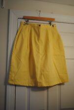 Orvis Yellow Skirt - Size 18 - EUC