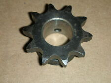 Tri-Clover 40B10H 20MM Bore 10 Tooth B Type Sprocket for 40 Roller Chain