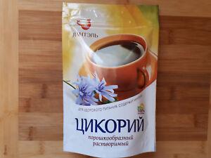 Original Chicory INSTANT COFFEE natural powder Healthy drink 85 gr. цикорий