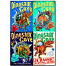 Rex Stone Dinosaur Cove Series 4 Book Collection Set Cretaceous Chase NEW
