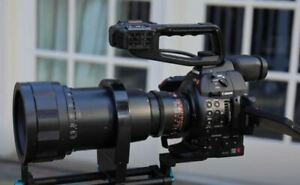 Great Anamorphic lens for your Filming - Soviet 35-NAP2-3M - No.0027633
