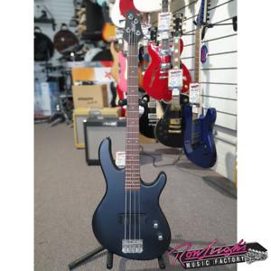 Cort Action Junior Series 3/4 Bass Guitar in Open Pore Black - R.R.P $399