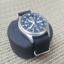 Vintage SEIKO 5 SPORTS Automatic watch SS 23J 7S36-03J0 Look!
