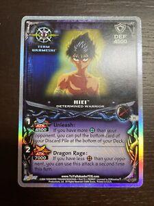 Unlimited Yu Yu Hakusho TCG CCG S13 Yusuke Ma-zoku Spirit RARE Card