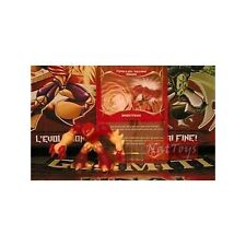 GORMITI FINAL EVOLUTION INSECTICUS +CARD *natascia2480*