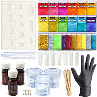 Repoxy - Resin Kit For Jewelry Making Beginner - Crystal Clear Epoxy Resin - Art