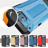 NEW For Samsung Galaxy J4 Phone Case Hybrid Shockproof Rugged Armor Back Cover