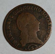 Austria - 1/2 kreuzer 1812 - Francesco II° - Impero Austriaco (1806 - 1857)
