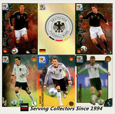 *2010 Panini South Africa World Cup Soccer Cards Team Set Deutschland (11)
