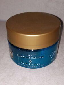Rituals The Rituals of Hammam Hot Body Scrub 125 g *NEU + OVP*