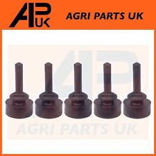 5 x Universal Metal Panel Hole Small Rubber Pad Grommets Bung Bump Stop Buffers