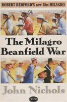 The Milagro Beanfield War by Nichols, John Paperback Book The Fast Free Shipping
