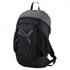6e705daeef180 Puma Echo Backpack Rucksack Tasche Wandern Sport 074396 (black-quiet-shade  01)