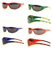 NCAA FOOTBALL 3 DOT SPORTS SUNGLASSES-TEAM LOGO-PICK YOUR TEAM