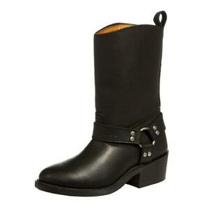 Johnny Reb Jenny Reb Ladies Women's Motorcycle Classic Long Tall Boots