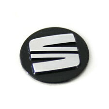 Seat Emblem Zeichen Autoschlüssel Zündschlüssel Plakette Fernbedienung OEM