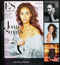 JOAN SMALLS SUPERMODEL ESTEE LAUDER MARC JACOBS LARA STONE ES MAGAZINE FEB 2017