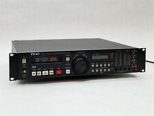 TEAC V-800G-F 8mm Hi8 Video8 AVIATION VCR PLAYER RECORDER PCM/AFM VIDEO 8 Hi 8