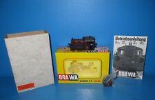 Brawa H0 Diesel Lok Köf II BR 322 156-1  DB gealtert No. 0470 TOP in OVP #1782