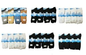 3/6/9/12 Men's Fresh Feel Premium Formal Executive Sock UK Size 6-11, 39-46 EUR