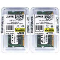 2GB KIT 2 x 1GB Dell Inspiron 9400 MP061 B120 ME051 B130 ME051 Ram Memory