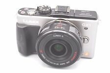 Panasonic Lumix DMC-GX1 16.0MP Camera W/ Lumix G 14-42mm f/3.5-5.6 ASPH Lens