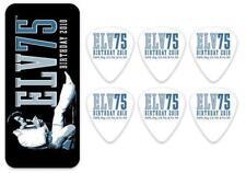 ELVIS PRESLEY Guitar Picks 6 Pack Tin Box Birthday OFFICIAL MERCHANDISE