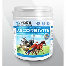 Vydex ASCORBIVITE 650g - Pure BP grade Vitamin C (Ascorbic acid)