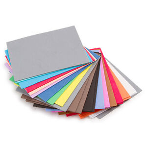 Darice Foamies Craft Foam Sheets - 2 Sheets - Choose Color