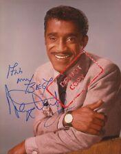 "Sammy Davis Jr. 8x10 Signed Autograph Reprint Photo ""Mint"" {FREE SHIPPING}"