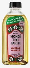 Monoi Tiki Tahiti - Vaniglia - Originale polinesiano 120 ml