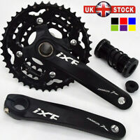 3X10s Triple Speed MTB Bike Chainset BB Crank set 104/64bcd Chainring Sprocket