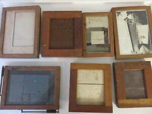 Lot of Kodak, Anthony, Gennert & other Auto Mask Printing Frame for Negatives