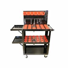 CNC Tool cart , HSK  63 , 70 Holders Capacity