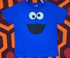 Sesame Street Cookie Monster T-shirt kids 5/6 rabbit skins