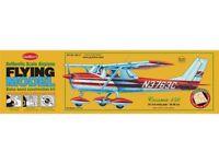 Flying Balsa Wood Model Airplane Kit, Guillow's Cessna 150, Aviation  GUI-309